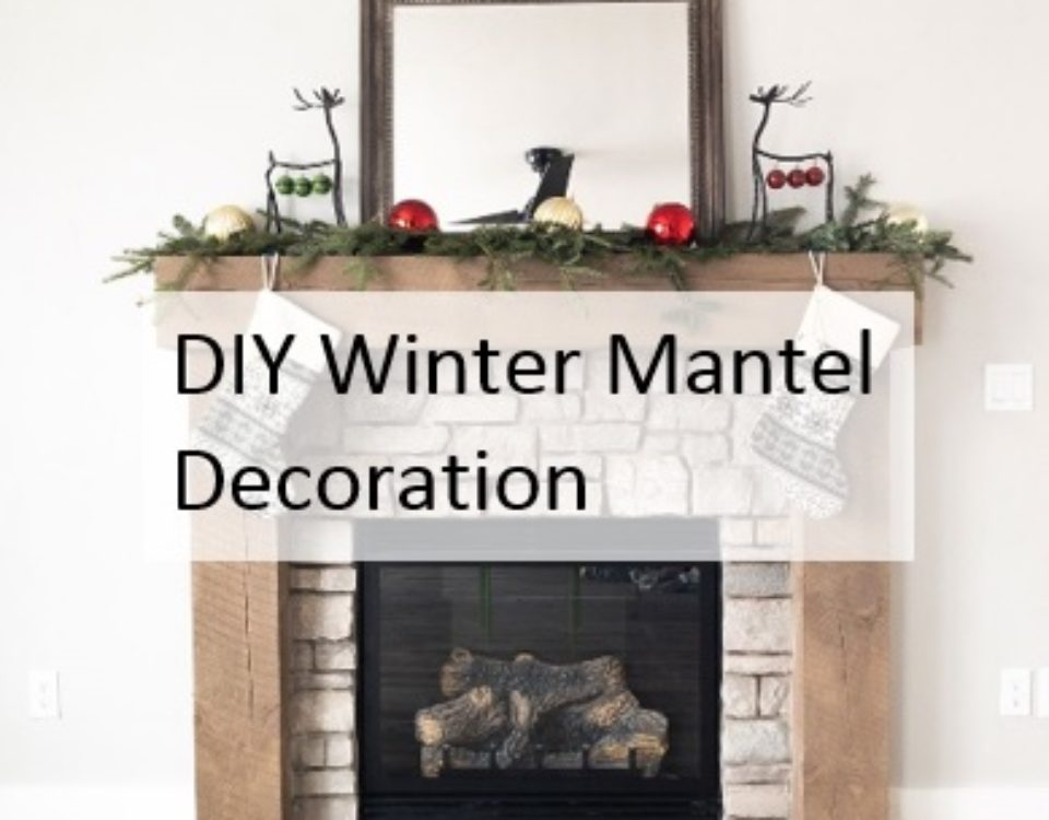 Fireplace Mantel Decoration Feature Image