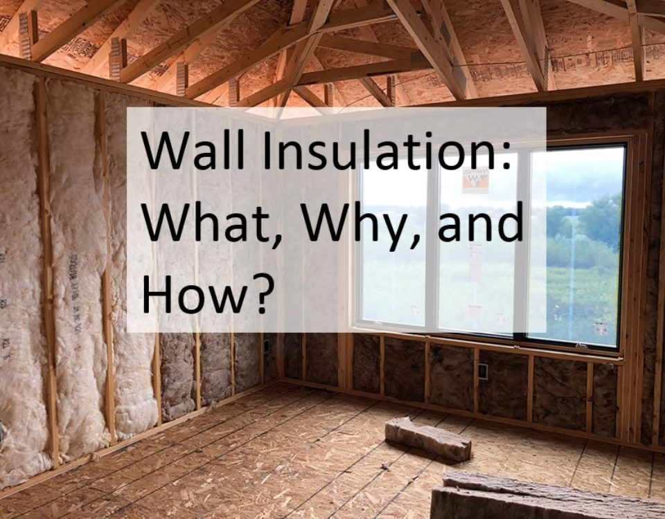 Wall Insulation Feature