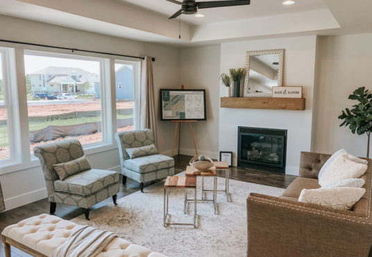 Great Room with Natural Light 3367 Wyatt Way