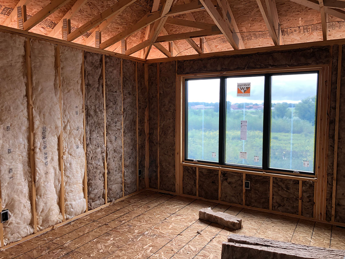 Wall Insulation After