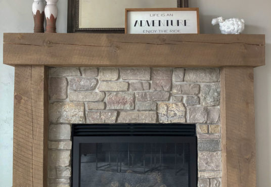 Home For Sale 1600 Cloe Jude Fireplace