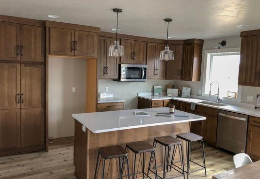Home For Sale 1600 Cloe Jude Kitchen