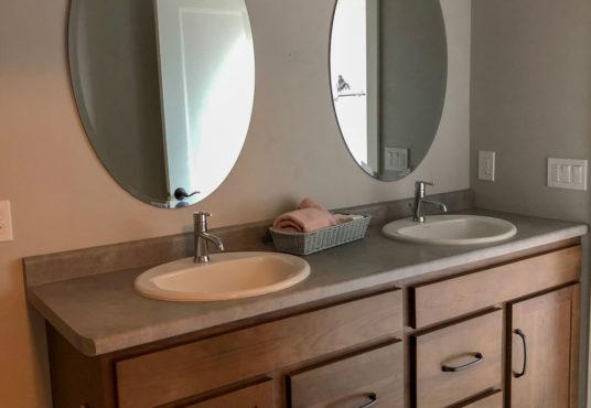 Home For Sale 1600 Cloe Jude Master Bathroom
