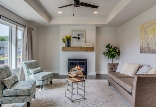 Great Room with Tray Ceiling 3367 Wyatt Way