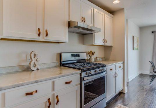 Kitchen with White Cabinets 3367 Wyatt Way