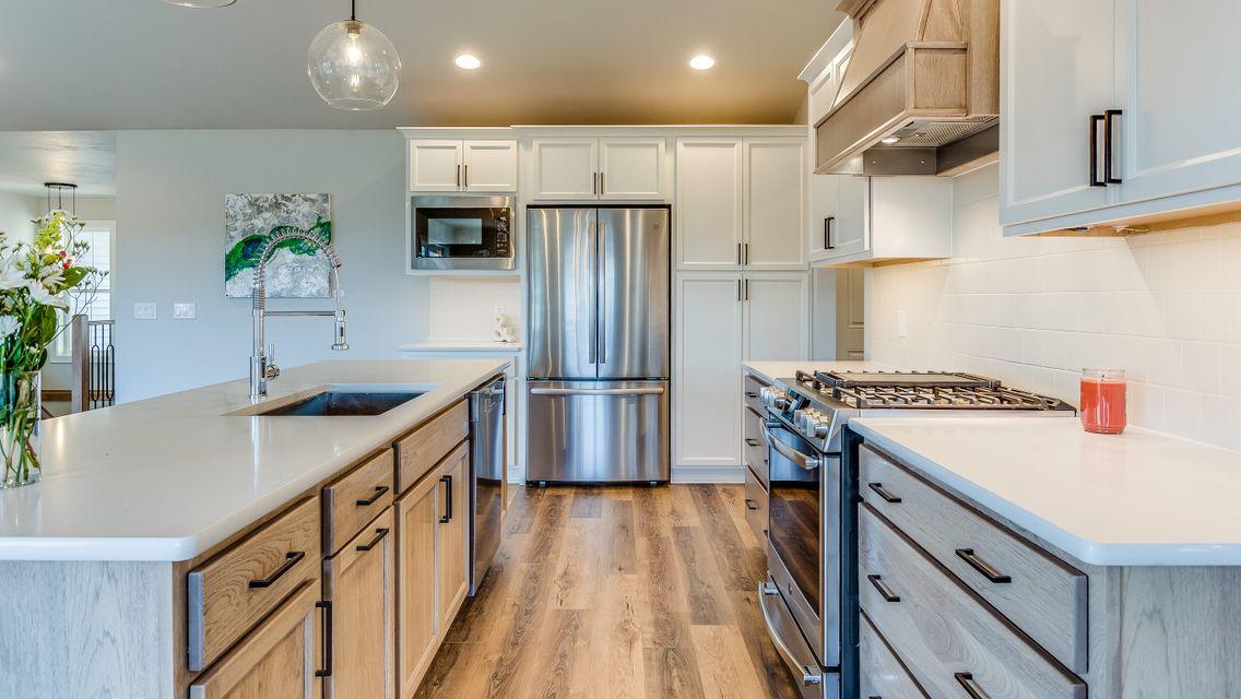 Open Kitchen Design 3380 Casey Trail