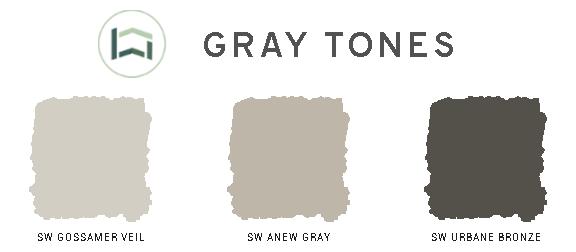 WH Gray Tones