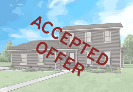 3330 Casey Trail Oshkosh Home Accepted Offer